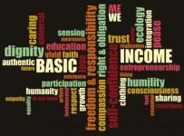 Basic Incom WordCloud
